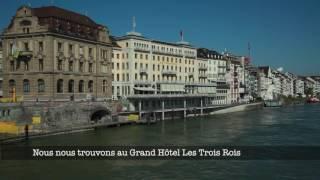 Bâle, haut-lieu de l'art, du design et de l'architecture Video Preview Image
