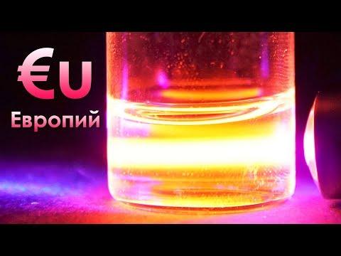 Европий - Металл, Вызывающий Сечение!
