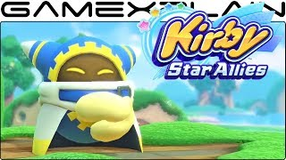 Kirby Star Allies - Magolor Trailer (Wave 3 DLC)