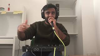 Sher Aaya Sher- DIVINE (loopstation/beatbox cover) || GULLY BOY||