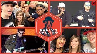 MY MUSIC FESTIVAL NIGHTMARE | Boston Calling 2017 Recap