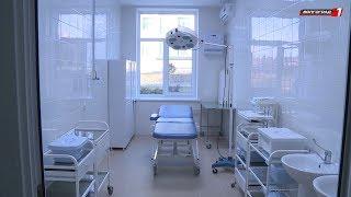 """""""Центр материнства и детства"""" будет создан в больнице № 7"""