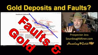 Gold Deposits and Faults  (Gold Prospecting and Geology)