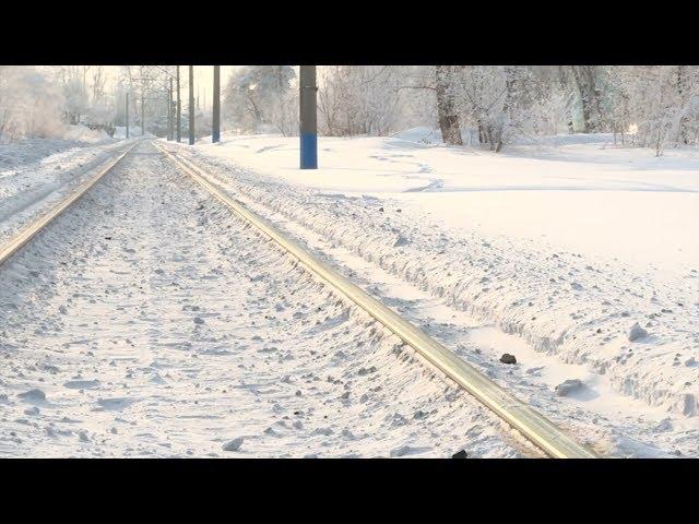 Пенсионер попал под поезд