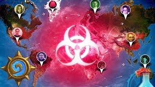 ИГРА, ПОКОРИВШАЯ ВЕСЬ МИР! ► Plague Inc. Evolved |31| Mutation 16