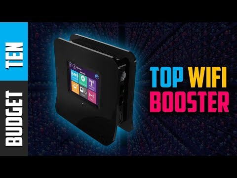 Best Wifi Extender 2019 – Budget Ten Wifi booster Review
