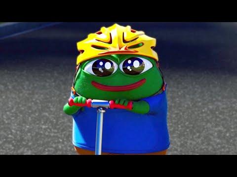Pepe 3D-animaationa