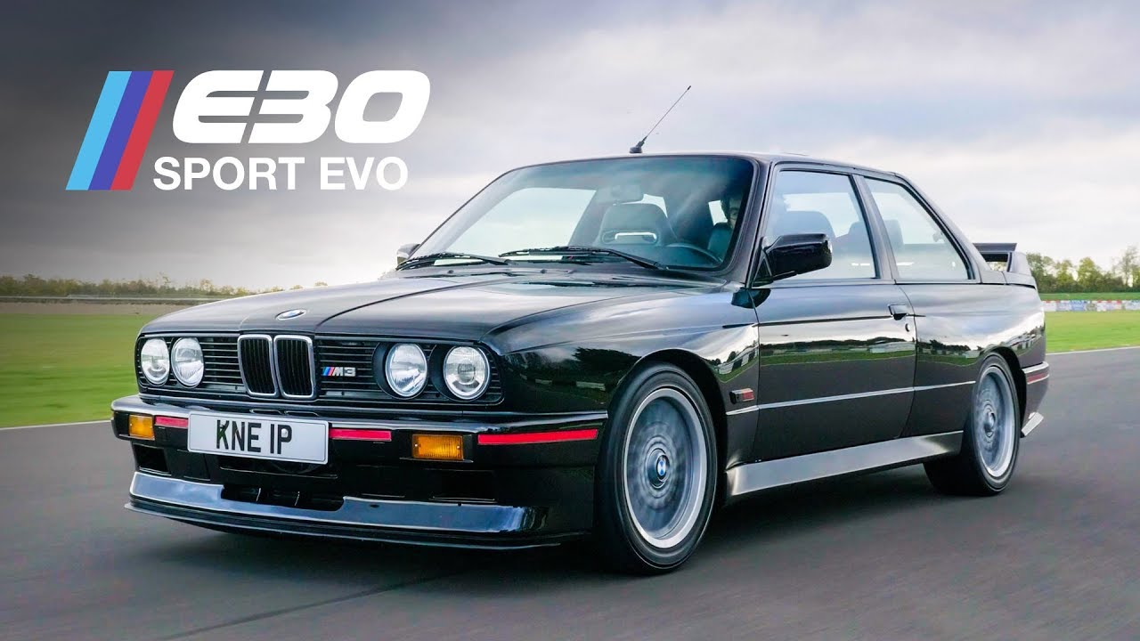 à vendre La seule BMW M3 E30 sur la planète avec un moteur V10