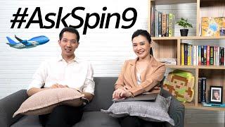 [#AskSpin9] มีเซ็กส์บนเครื่องบินได้ไหม?, เรื่องตื่นเต้นที่สุดที่เคยเจอ , มีอะไรฟรีบ้างบนเครื่องบิน?