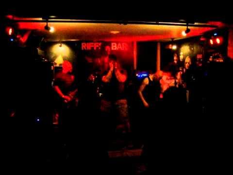 Ventflow - These Times Of Darkness, Riffs Bar Swindon