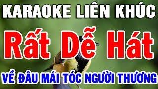 karaoke-nhac-vang-xua-bolero-hoa-tau-rat-de-hat-lien-khuc-nhac-song-ve-dau-mai-toc-nguoi-thuong