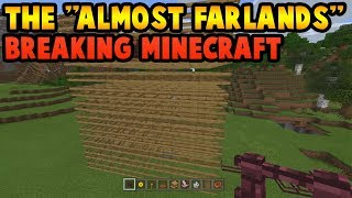 Minecraft Stops Working LONG Before You Reach The Far Lands