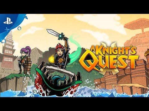 A Knight's Quest: Brave - Announcement Trailer | PS4 thumbnail