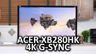 Acer XB280HKBPRZ (UM.PB0EE.005) Monitor