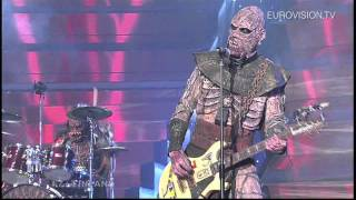 Lordi - Hard Rock Hallelujah (Live)
