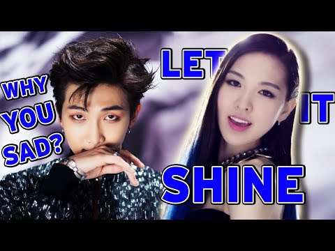The MOST ICONIC LINES in KPOP Songs - PART2