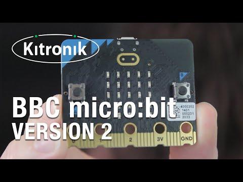 BBC micro:bit V2 (losse module)