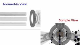 Mass Spectrometry (MS) - animation