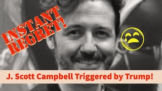 Marvel Artist J. Scott Campbell: I HATE Trump More Than ANYONE!
