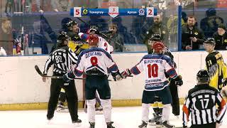 Обзор шестого матча полуфинала «Темиртау» - «Арлан» (5:2)