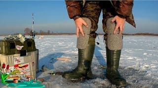 Наколенники для зимний рыбалки своими руками