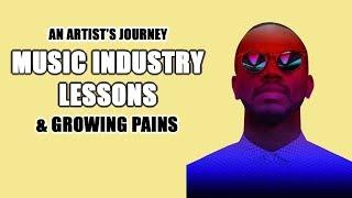 HUGE Mistakes, Getting Signed To Raphael Saadiq & Landing Big Shows