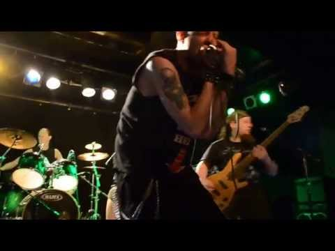 Chaos Engine - Blame The Gods Live @ The Crew in Nuneaton, UK
