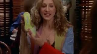 SATC | Season 3 | Episode 3 | Carrie Shows Off Her Manolo Blahnik