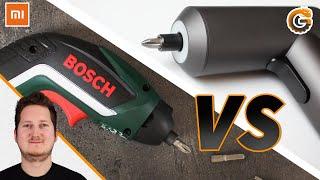 Akkuschrauber Test: Xiaomi VS Bosch - Design VS Funktionalität