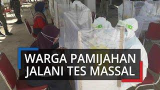 Penonton Rhoma Irama di Bogor Jalani Rapid Test Massal Hari Ini