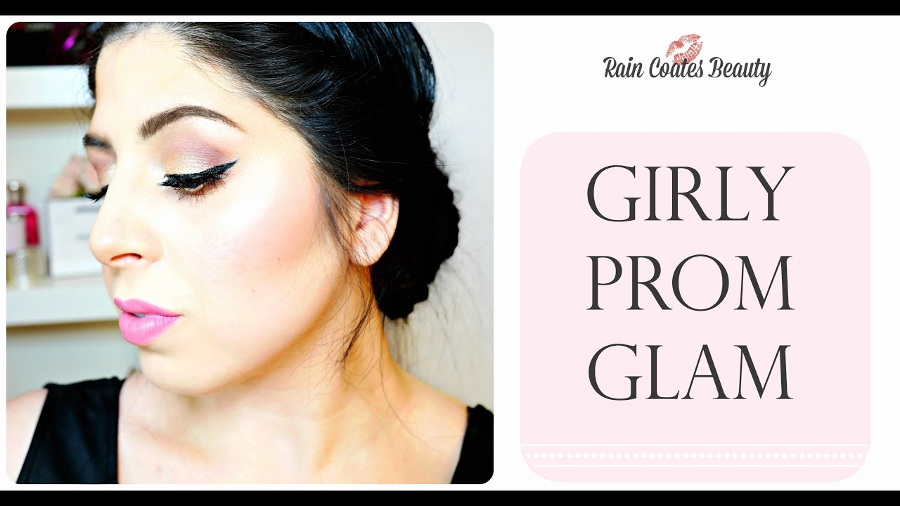 Girly Prom Tutorial – Grad/Bridal/Special Occasion Glam
