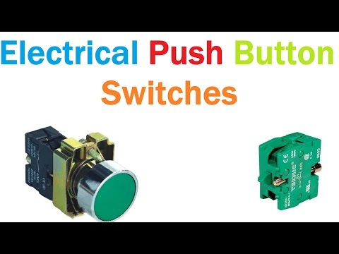 53b43db48 Electrical Push Buttons - Electrical Push Button Switch Wholesaler ...