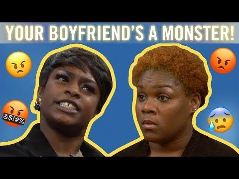 Your Boyfriend's a Monster! | Steve Wilkos