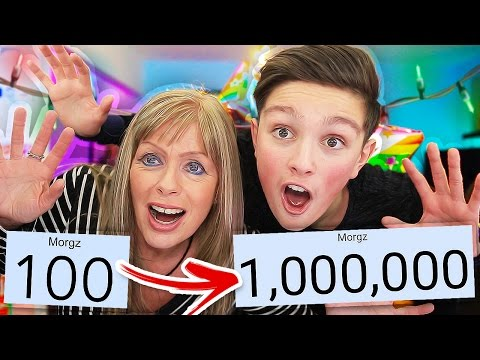 THANK YOU FOR 1,000,000 SUBSCRIBERS...