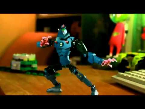 Vidéo LEGO Ben 10 8411 : Mégachrome