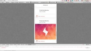 AngularJs Ionic Mobile App Development Tutorial