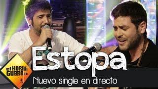 """Los Estopa cantan en directo en El Hormiguero 3.0 : """"Pastillas para dormir"""""""