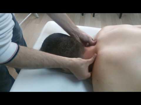 Boyun masajı nasıl yapılır - osman çakır