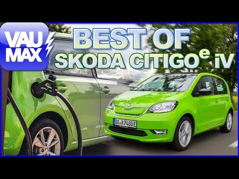 BEST OF Skoda Citigo e iV - Das 24.534€ Sondermodell im Fahrbericht