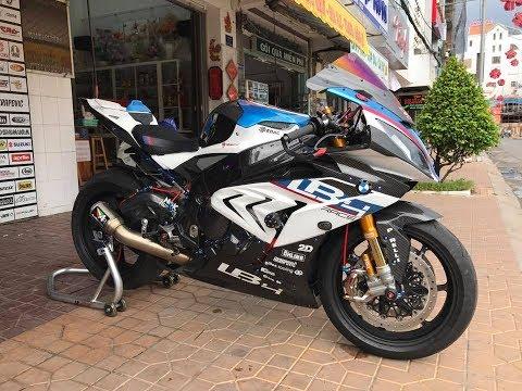 BMW 2015 S1000RR Austin Racing GP 1 Exhaust - смотреть
