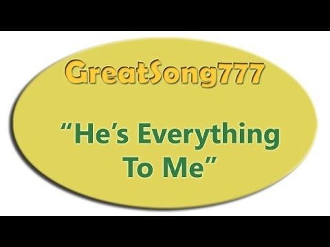 He's Everything To Me Dengan Lirik (05042015) ✔ Mp3