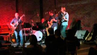 Tony Furtado Band performing Thirteen Below at Everyday Joe's