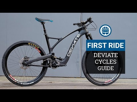 Deviate The Guide First Ride Review – Pinion Gearbox, Sorted Suspension