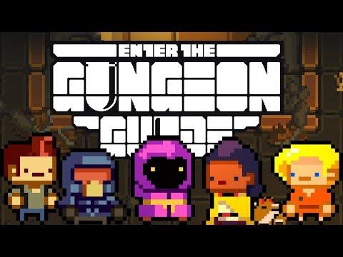 Гайд: Основы // Enter the Gungeon