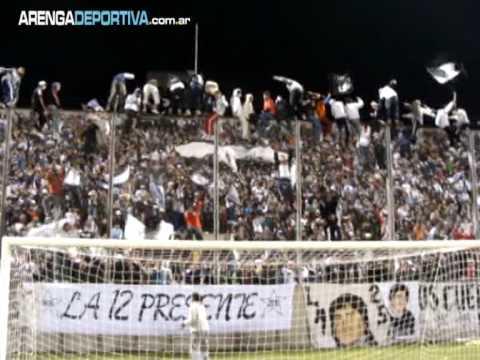 """""""LA FIESTA DE CENTRAL NORTE 3 PAZ JUNIORS 2.mpg"""" Barra: Agrupaciones Unidas • Club: Central Norte de Salta"""
