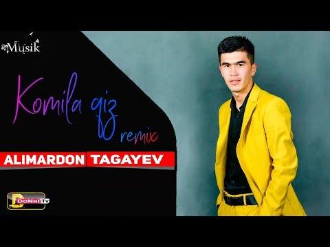 Алимардон Тагаев — Комила қизAlimardon Tagaev - Komila qiz Remix (сулюкта музыка)