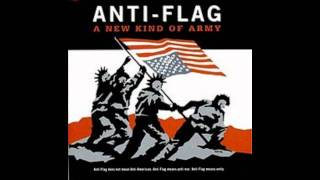 A New Kind Of Army Anti-flag HD