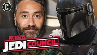 The Mandalorian Will Feel Like the Original Trilogy According to Taika Waititi - Jedi Council