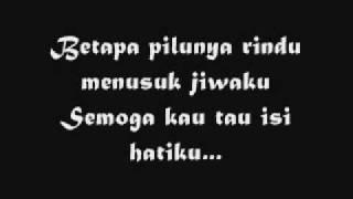 [Lyrics] Padi ~ Menanti Sebuah Jawaban