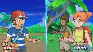 Misty  - (Pokémon) - Pokemon Sun and Moon: Ash Vs Alola Brock and Alola Misty (Ash vs Misty and Brock)